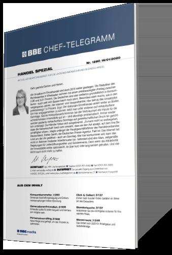 BBE Cheftelegramm